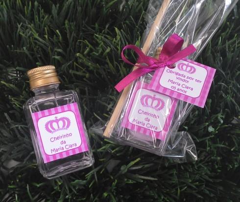 Perfuminho da Clara